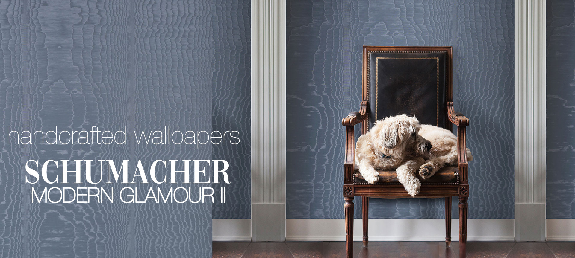 schumacher wallpaper modern glamour 2