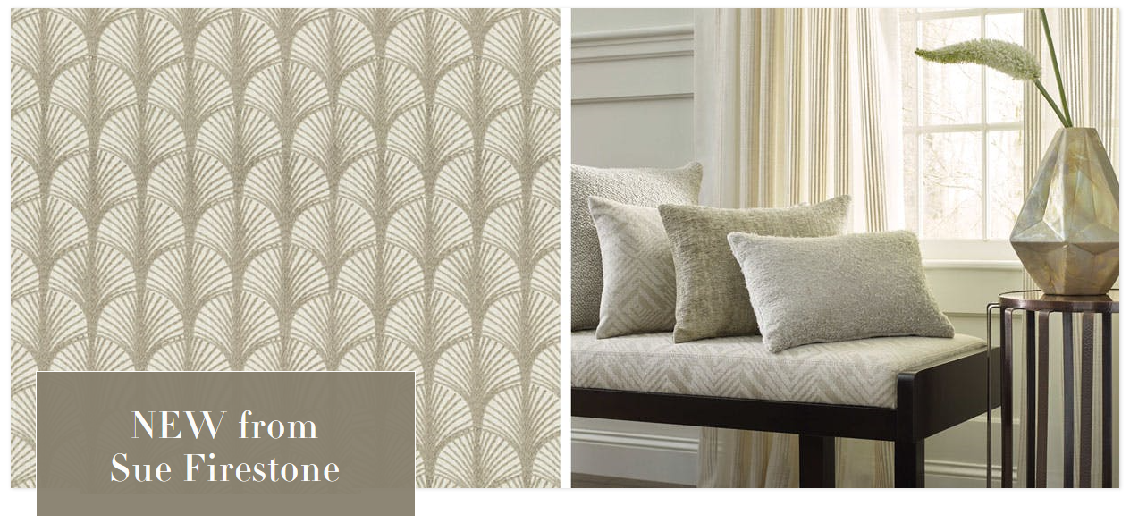sue firestone malibu kravet fabric