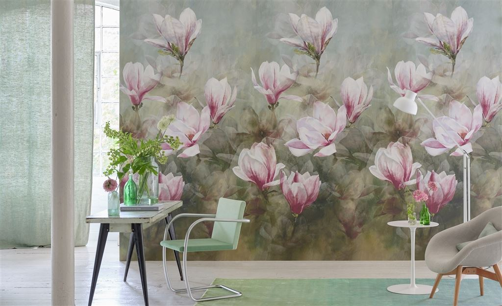Yulan Magnolia from Designers Guild